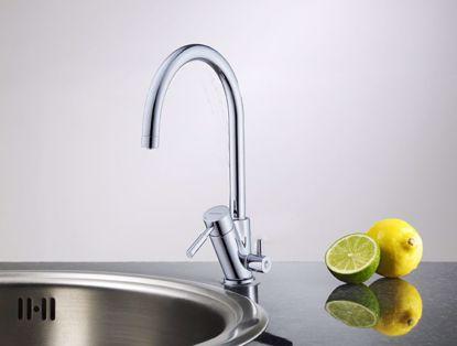 Ceres three-way kitchen tap